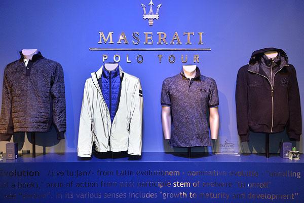 La Martina for Maserati