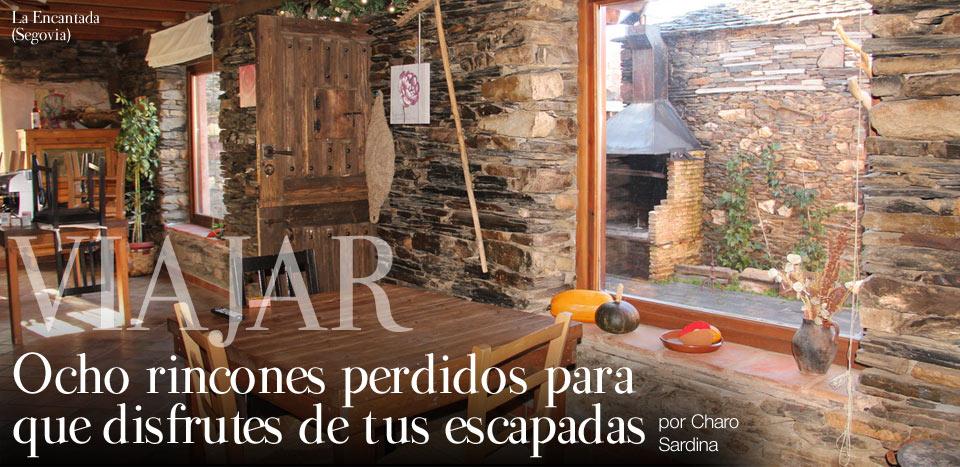ESCAPADAS A CASAS RURALES post image