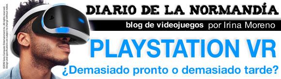Playstation VR: ¿Demasiado pronto o demasiado tarde? thumbnail