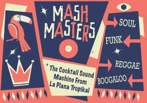 Cocktail-sound-machine