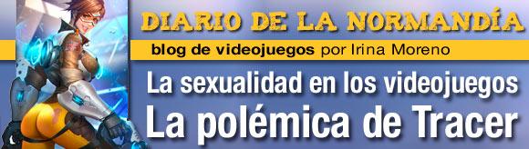 La sexualidad en los videojuegos: la polémica de Tracer thumbnail