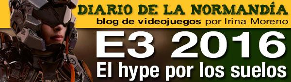 E3 2016: el hype por los suelos thumbnail