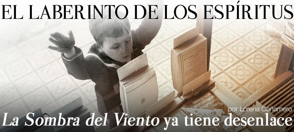 Carlos Ruiz Zafón publica El Laberinto de los Espíritus