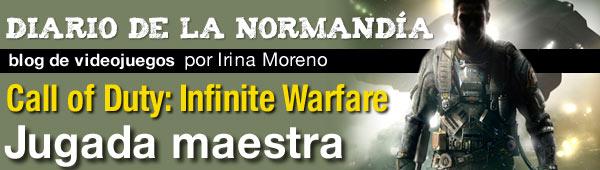 Call of Duty: Infinite Warfare. La jugada maestra thumbnail