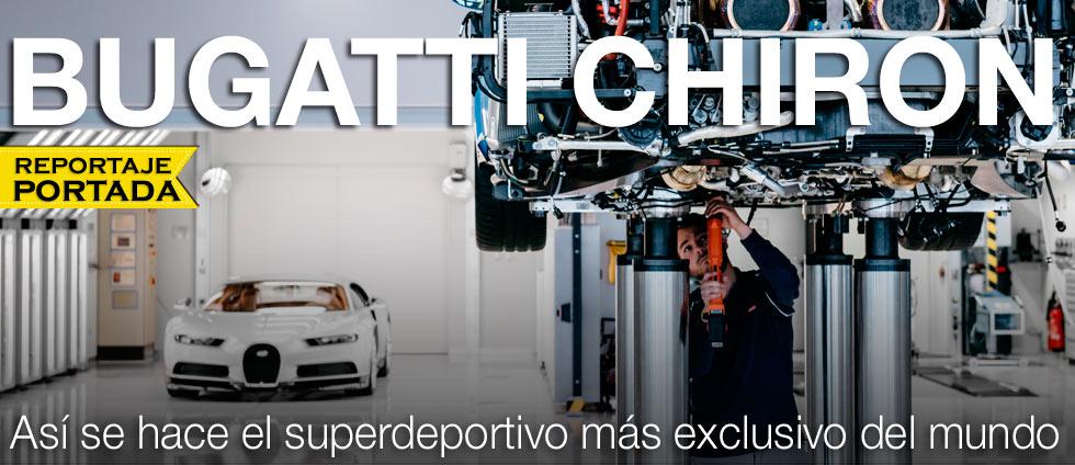 FABRICACIÓN BUGATTI CHIRON thumbnail