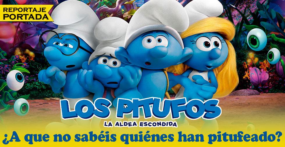 ENTREVISTAS A LOS DOBLADORES DE LOS PITUFOS thumbnail