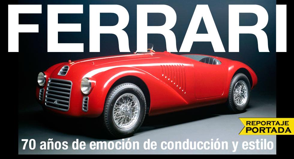 FERRARI / 70 años de emoción de conducción y estilo thumbnail