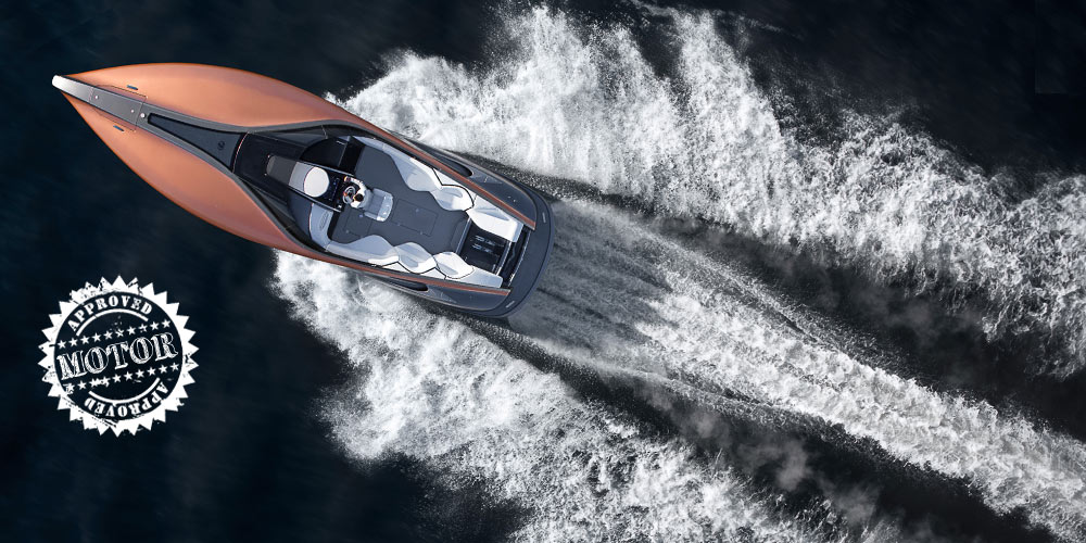 Lexus Sports Yatch