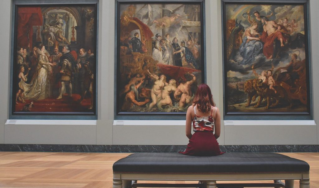#CrisisCoronavirus y los museos virtuales