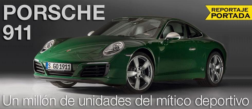 PORSCHE 911 / Un millón de unidades del mítico deportivo thumbnail