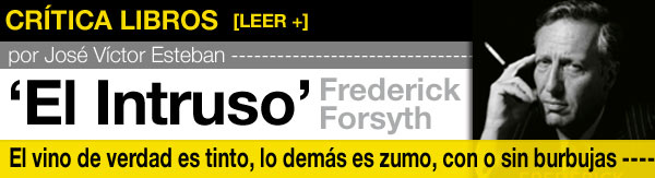 El Intruso, Frederick Forsyth post image