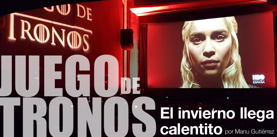 JUEGO DE TRONOS 2017 post image