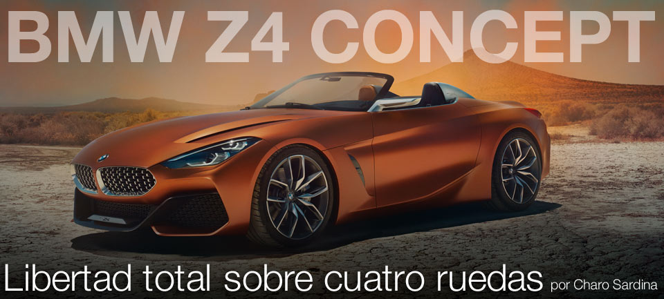 BMW Z4 CONCEPT post image