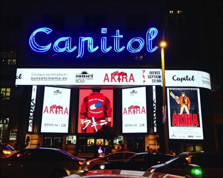 AKIRA: El anime eterno en el cine Capitol post image