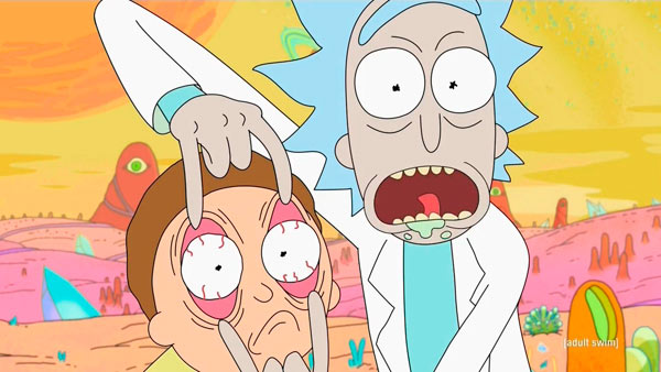 Rick and Morty, la mayor serie creada por el hombre post image