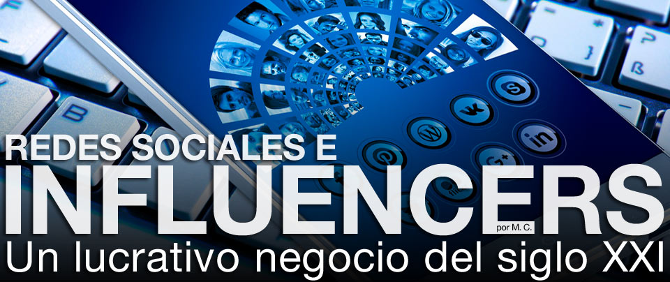 REDES SOCIALES E INFLUENCERS post image