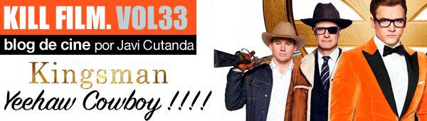 Kingsman. Yeehaw Cowboy !!!! thumbnail