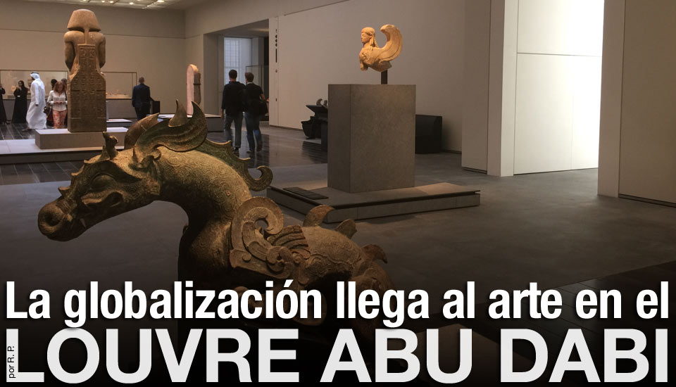 La globalización llega al arte en el Museo Louvre Abu Dhabi post image