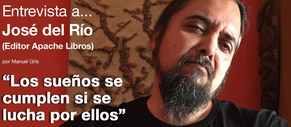 Entrevista a José del Río post image