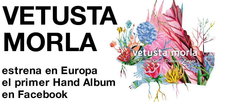 Vetusta Morla estrena en Europa Hand Album post image