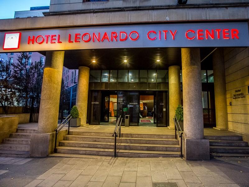 Hotel Leonardo post image