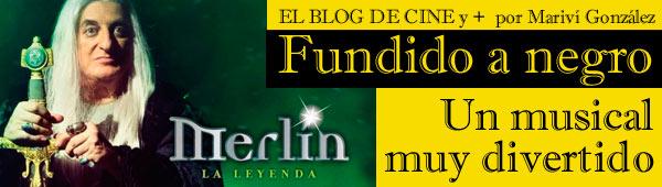 Músical 'Merlín, la leyenda' en Avilés thumbnail