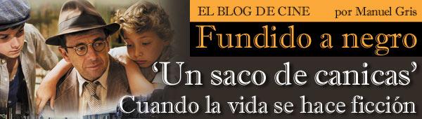 Blog de Cine: Un Saco de Canicas por Manuel Gris thumbnail