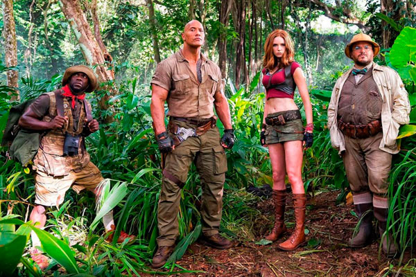 BLOG CINE: JUMANJI post image