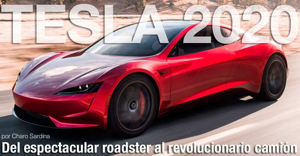 TESLA 2020 post image