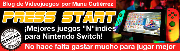 "¡Mejores juegos ""N""indies para Nintendo Switch! thumbnail"
