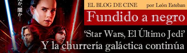 Blog cine: Star Wars, el último Jedi thumbnail