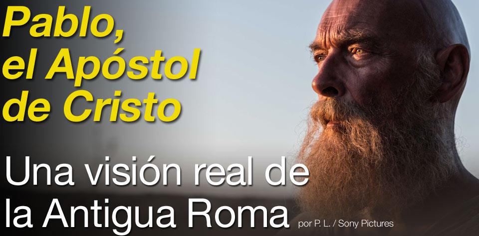 PABLO, EL APÓSTOL DE CRISTO post image