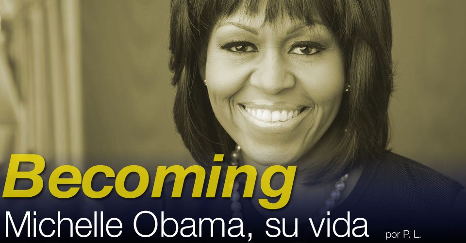 Becoming, la vida de Michelle Obama post image
