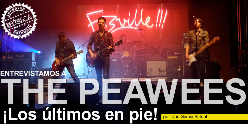 ENTREVISTA A THE PEAWEES thumbnail