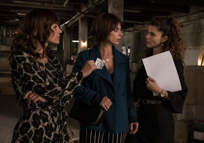 Gracia Querejeta estrena en octubre 'Ola de Crímenes'