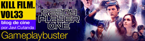 Ready player one: Gameplaybuster thumbnail