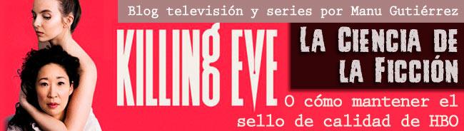 Killing Eve, o cómo mantener el sello de calidad de HBO thumbnail