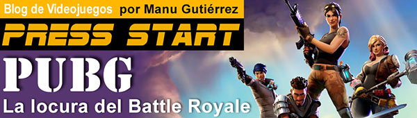 PUBG, la locura del Battle Royale thumbnail