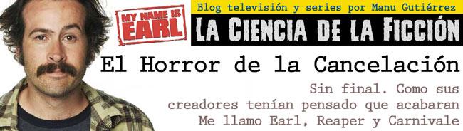 Blog ' La Ciencia de la Ficción': El horror de la cancelación thumbnail