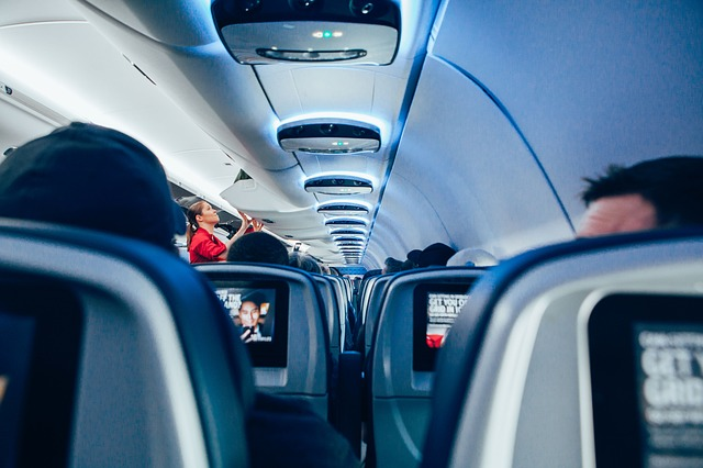Una encuesta señala que la mitad de los pasajeros aéreos se sienten maltratados por aerolíneas