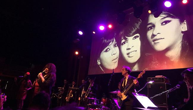 Ronnie Spector & The Ronettes, historia viva de la música