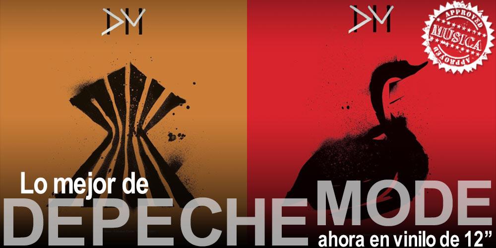 """Lo mejor de Depeche Mode, ahora en vinilo de 12"""" post image"""