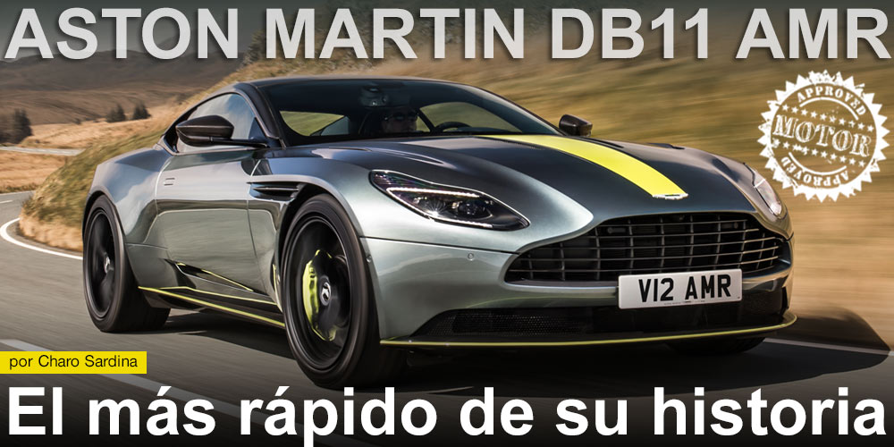 ASTON MARTIN DB11 AMR post image