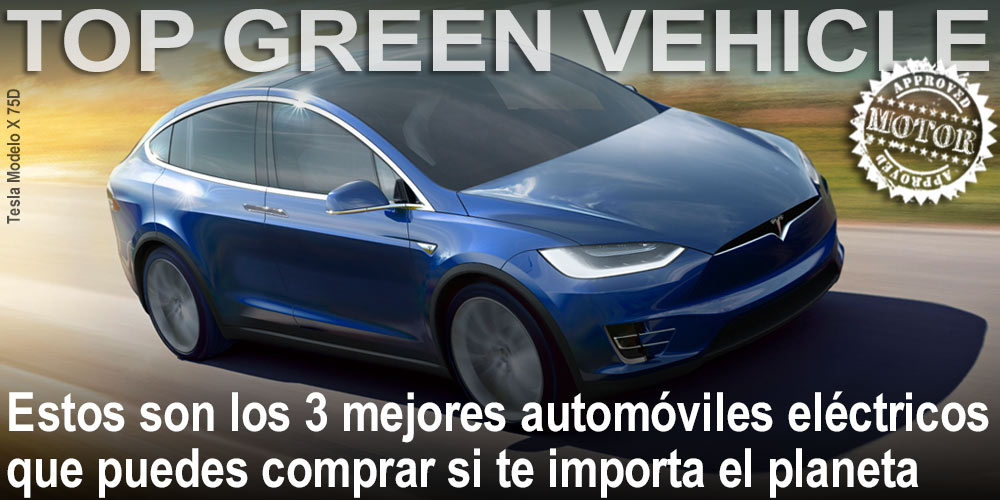 Los 3 mejores automóviles eléctricos que puedes comprar si te importa el planeta post image