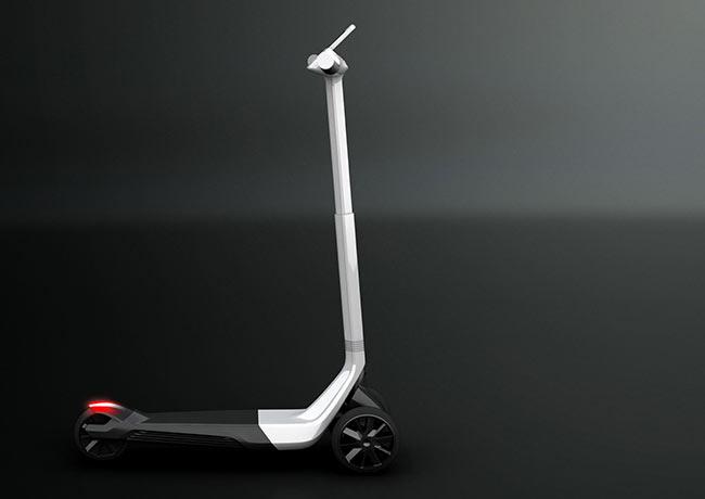 El patinete e-Kick y la bicicleta eF01, dos guindas para los Peugeot 3008 y 5008