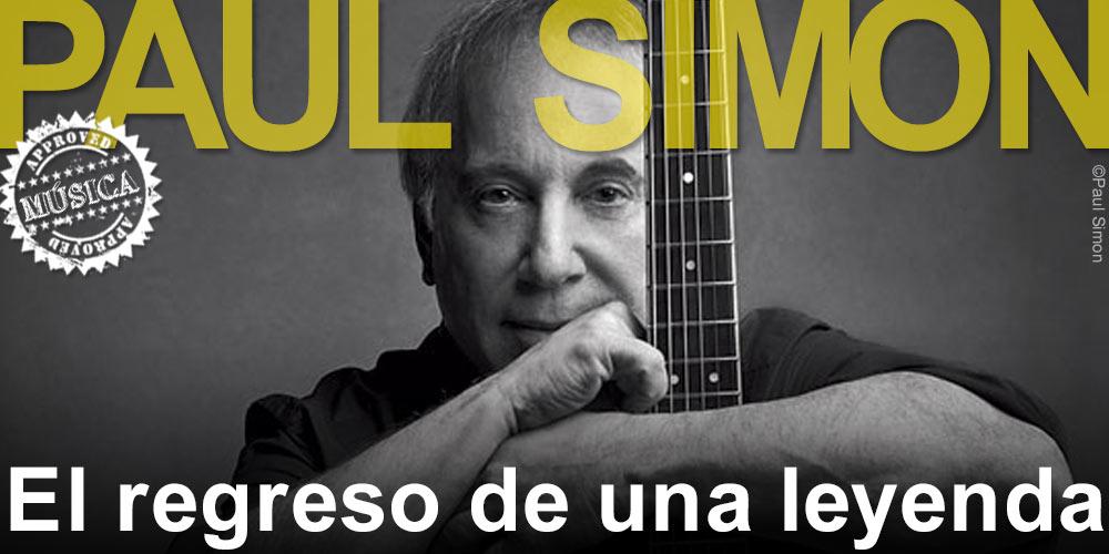 Paul Simon: el regreso de una leyenda post image