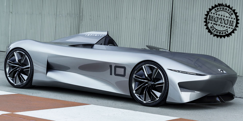 INFINITI PROTOTYPE 10 post image