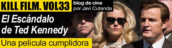 "Blog Cine Javier Cutanda: ""El escándalo Ted Kennedy"" thumbnail"