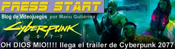 Se estrena el trailer de Cyberpunk 2077 thumbnail