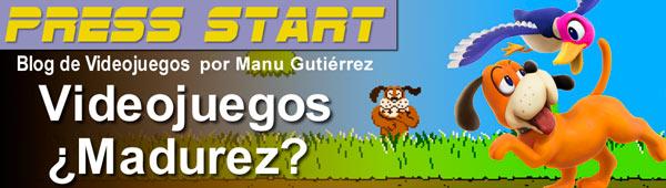 Blog de Videojuegos de Manu Gutiérrez: ¿Madurez? thumbnail